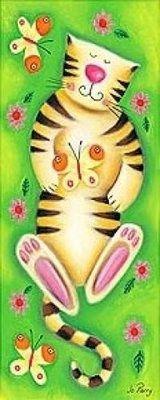 MALETA DE RECORTES: ARTE gatos by Jo Parry - Michelle Valencia - Yolanda Gil Griñán