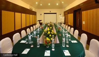 Conference venues in Kasauli offers extensive conference facilities to corporate houses. With the flexibility of seating as desired, ranging from individual small group seatings to single large conference table seating, and the latest in conference equipment available, rest assured that we'll take care of all your needs.