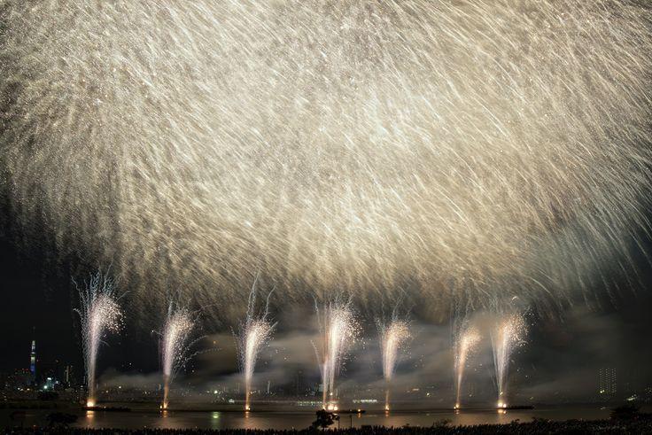 https://flic.kr/p/KL7Y48 | FINALE | 38th Adachi-ku Fireworks Festival (第38回足立の花火)  © ajpscs