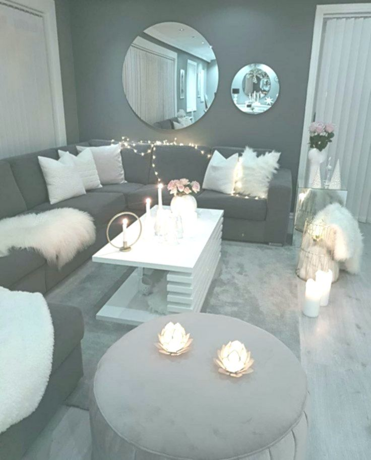 Decorate Your Living Room With These Inspiring Wall Ideas Decorate Ideas Inspiring Living Room Decor Apartment Living Room Decor Cozy Apartment Living Room