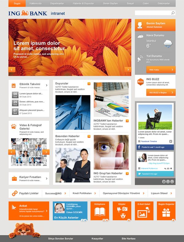 1000 images about ux corporate sites intranets