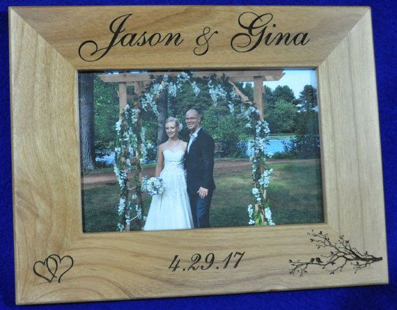 Wedding Gifts For Country Couple : Wedding Gift For Couple Wedding Frame Wedding Gift For