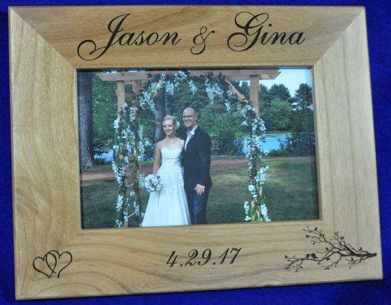 Wedding Gift For Couple  Wedding Frame  Wedding Gift For