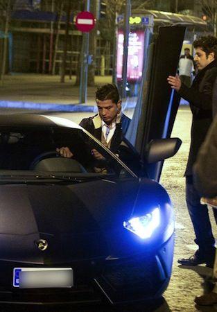 Crisitano-Ronaldo-Lamborghini