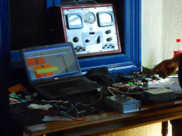 Workshop, sobre Inmersividad, Singularity Sur, Concepción Chile,