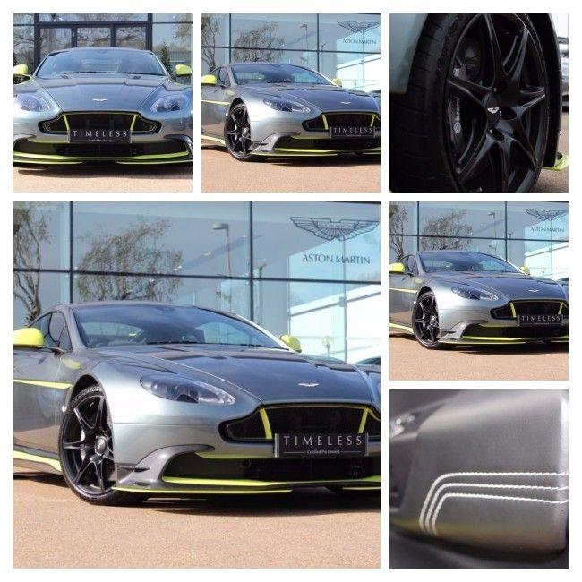 Timeless? Maybe? Green 2016 Aston Martin Vantage GT8, 340 miles, £254,950 Harwoods Group https://v5cars.co.uk/buy-used-car/111580/aston%20martin/vantage #cars #forsale #supercar #chichester #astonmartin #gt8 #vantage