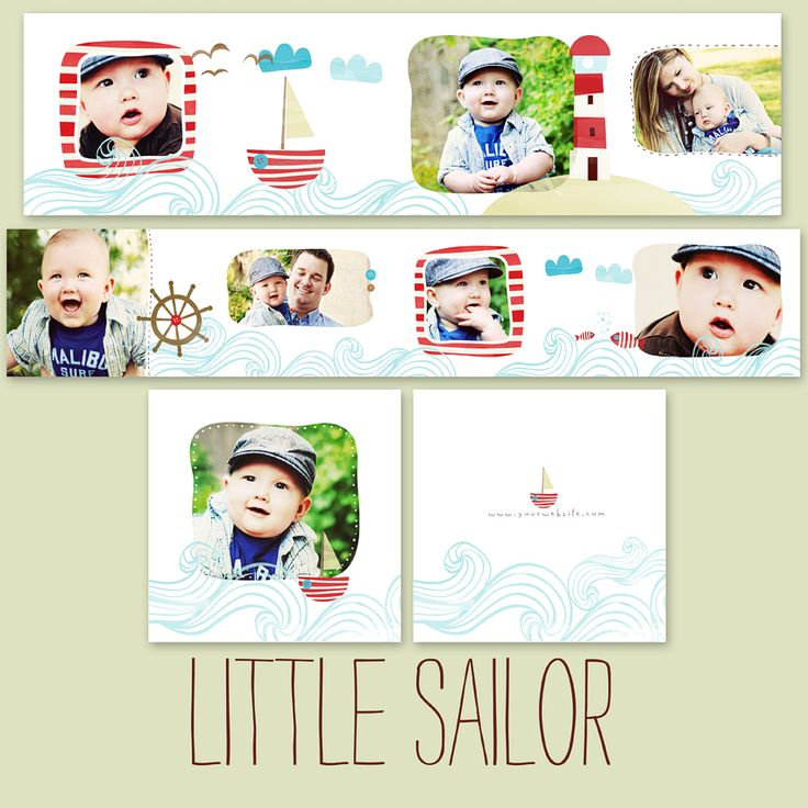 Getting this to do a mini album for Connor's first birthday