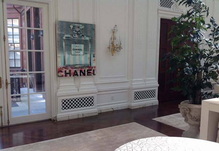 Chanel #RobertMars