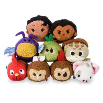 Disney Moana ''Tsum Tsum'' Plush Collection - Mini 3 1/2''   Disney Store