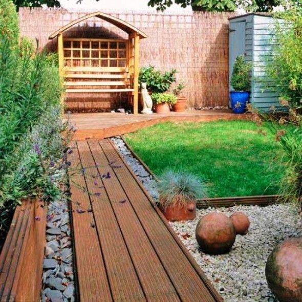 Small Kitchen Garden Design Ideas
