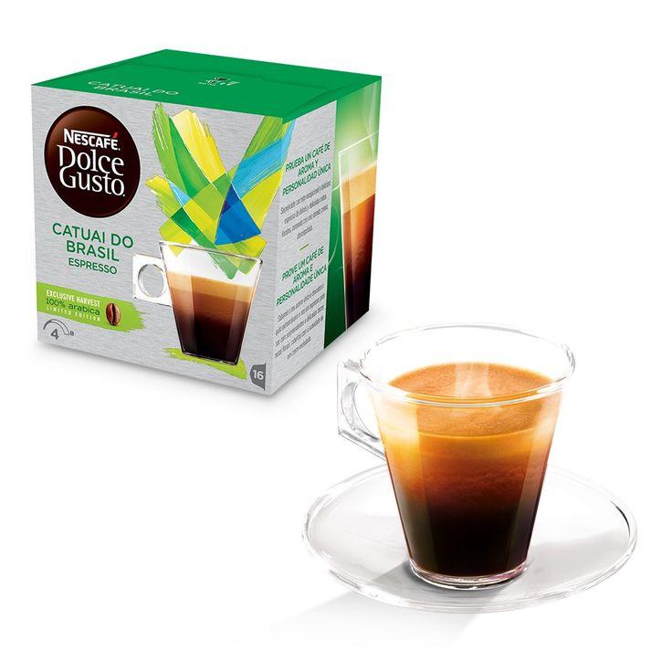 Nescafé Dolce Gusto Catuai Do Brasil Espresso