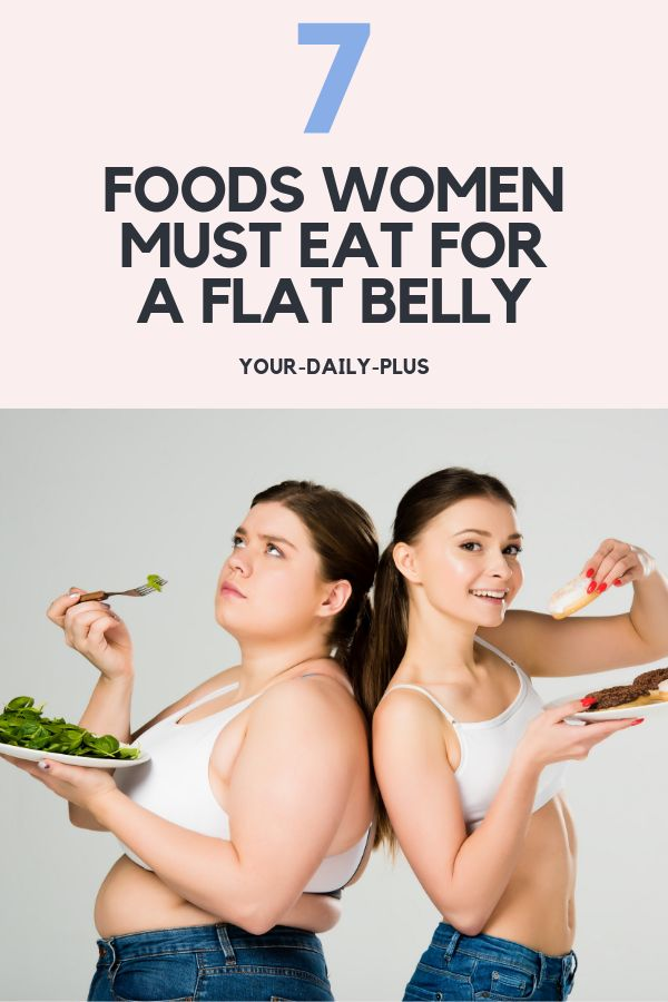 7 Foods You MUST Eat If You Want A Flat Belly – Recipes