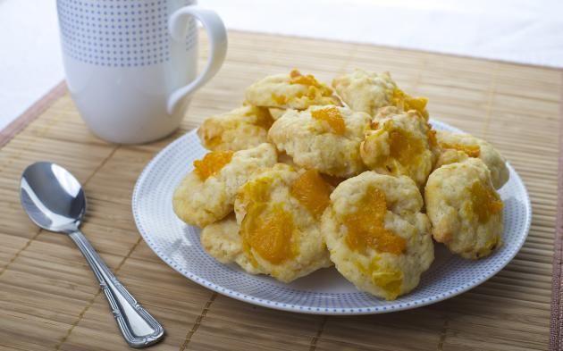 Mandarínkove cookies » Pečenie je radosť! - Hera