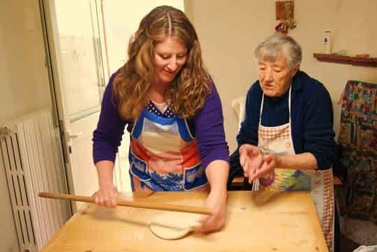 Traditional Pasta Making in Puglia