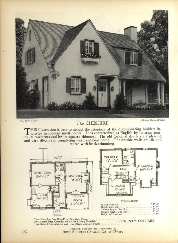 1000 images about house plans 1900 1930s on pinterest for House plans 1900