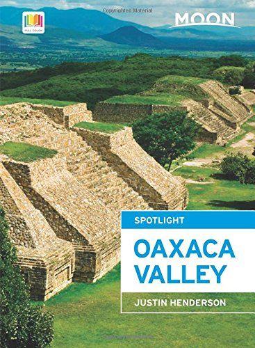 Moon Spotlight Oaxaca Valley by Justin Henderson