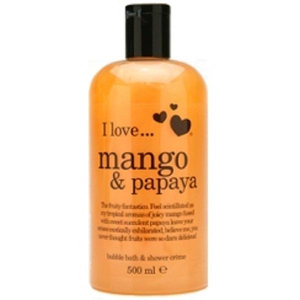 Mango & Papaya Bath & Shower Creme - http://www.carlisa.ro/245~Ingrijire-Corp/1372-Mango---Papaya-Bath---Shower-Creme.html