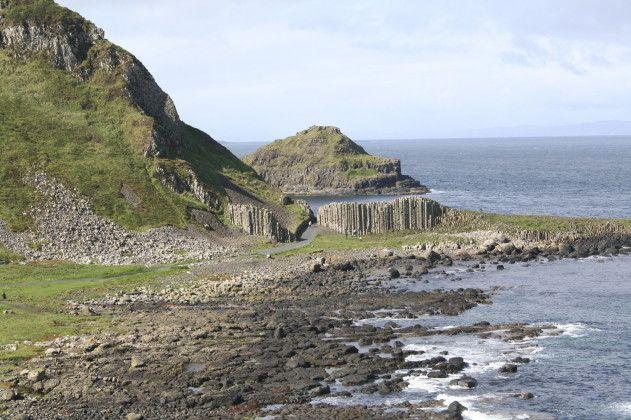 Para Ver O Mundo | Calçada do Gigante, Irlanda do Norte.