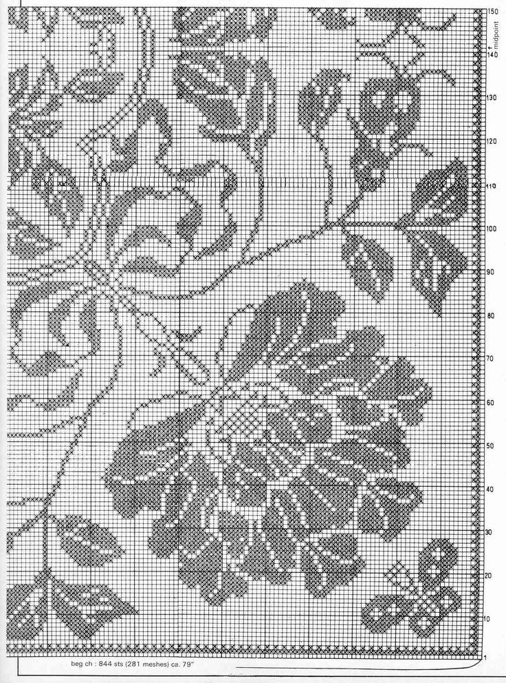 Картинки для филейной вязки