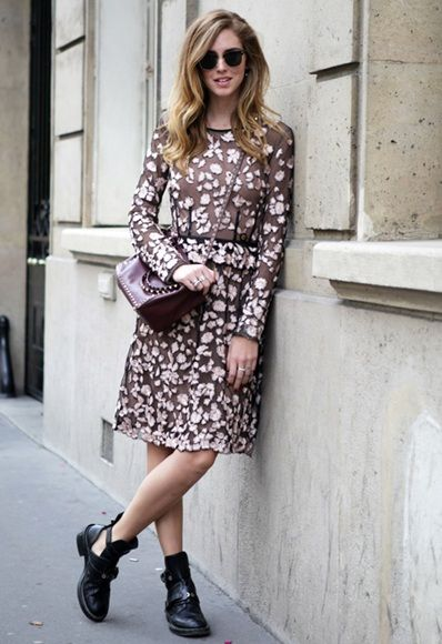 Fashion blogger Chiara Ferragni and 9 other dressed up blogger babes get us excited for Fashion Week.... http://asos.to/1CiFWvZ