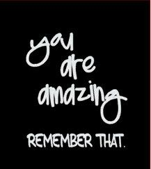 You Are Amazing.  REMEMBER THAT.  Shirt, Hoodie, Sweatshirt, Long sleeves.  Custom You are Amazing Glitter Shirt by GlitterMomz on Etsy