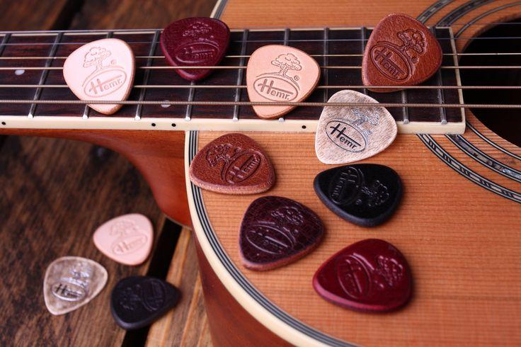 Hemr.leather picks