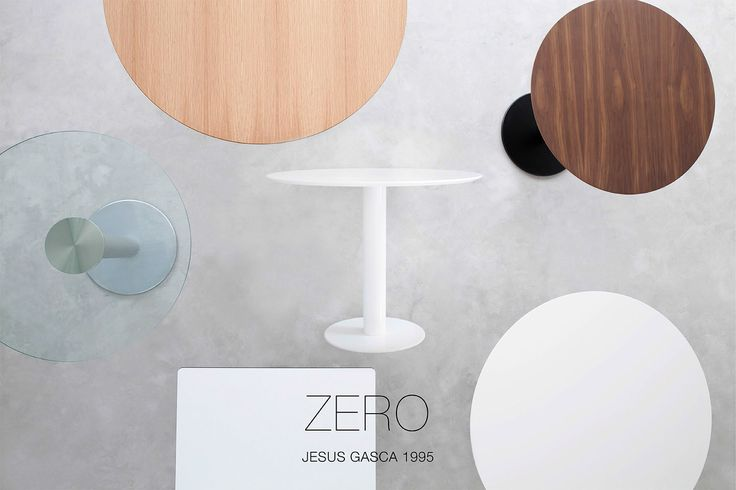 The STUA Zero table catalogue is here: ZERO: www.stua.com/pdf/products/stua-zero.pdf ALL DOWNLOADS: www.stua.com/eng/coleccion/catalogue.html