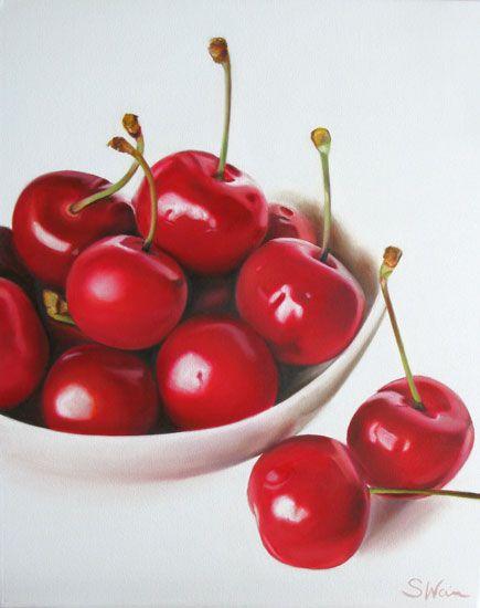 Bowl of Cherries | Sarah E. Wain