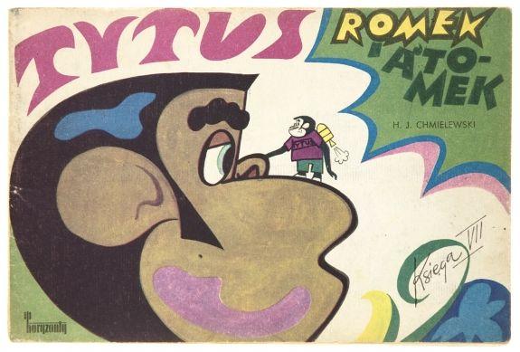 "Seria: ""Tytus, Romek i A'tomek"", Księga VII"
