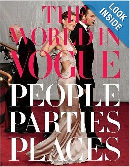 The World in Vogue: People, Parties, Places: Alexandra Kotur, Hamish Bowles - Best Christmas present! 2014
