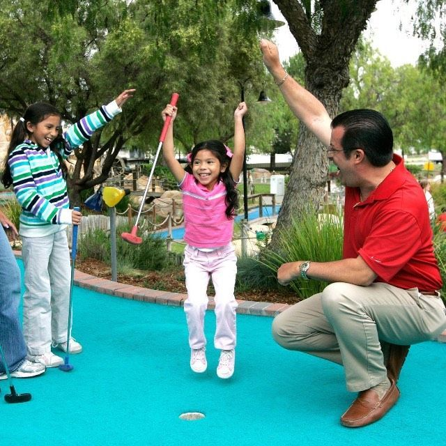 Family Favorite Mini Golf In Los Angeles Los Angeles For Families