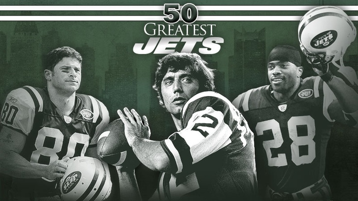 The 50 Greatest Jets - The 50 Greatest Jets - ESPN