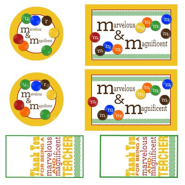 HM Gallery - M and M Teacher Gift Bucket - Ask me how to make this adorable teacher's gift http://www.heritagemakers.com/shoyle