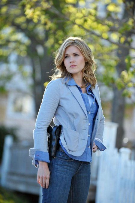 Emily Rose plays the character of Audrey Parker