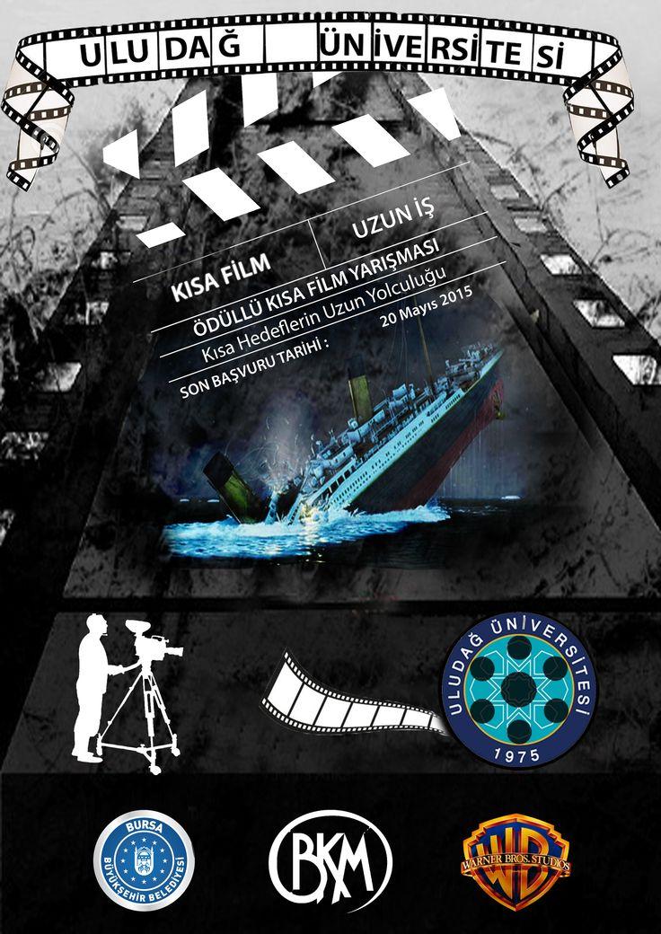 kısa film afiş çalışması 2