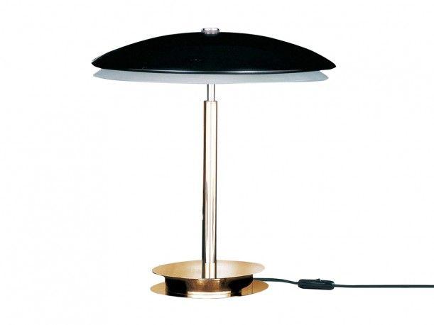 TRIS table lamp designed by Archivio Storico for FONTANA ARTE.    http://santiccioli.com/en/collections/?filter=product&name=tris