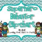 This package will help you set up a clip chart behavior system in your class or update your current one with a Superhero theme.  It includes:  *the...