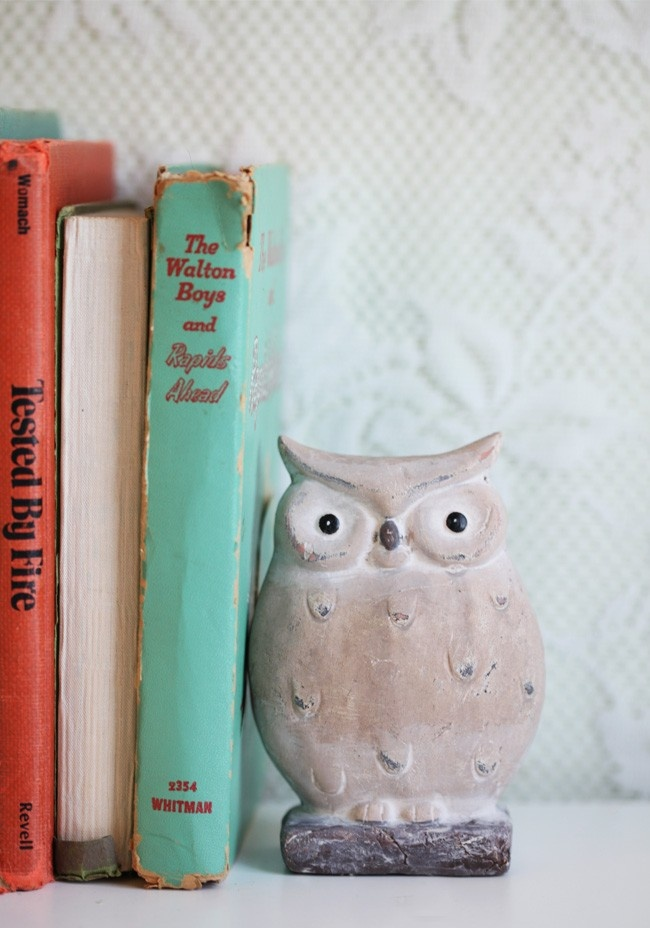 Cute Cute CUTE Little Owl Statue   Athenau0027s Faithful Owl Figurine