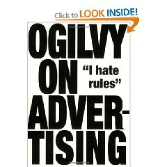Ogilvy on Advertising by David Ogilvy - £11