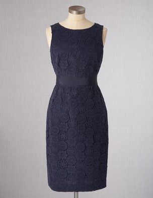 I've spotted this @BodenClothing Lace Dress Navy