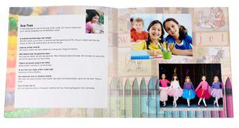 Nog geen afscheid groep 8? Kijk dan eens bij ons thema jaarboek. Een hele mooie afsluiting van het schooljaar.