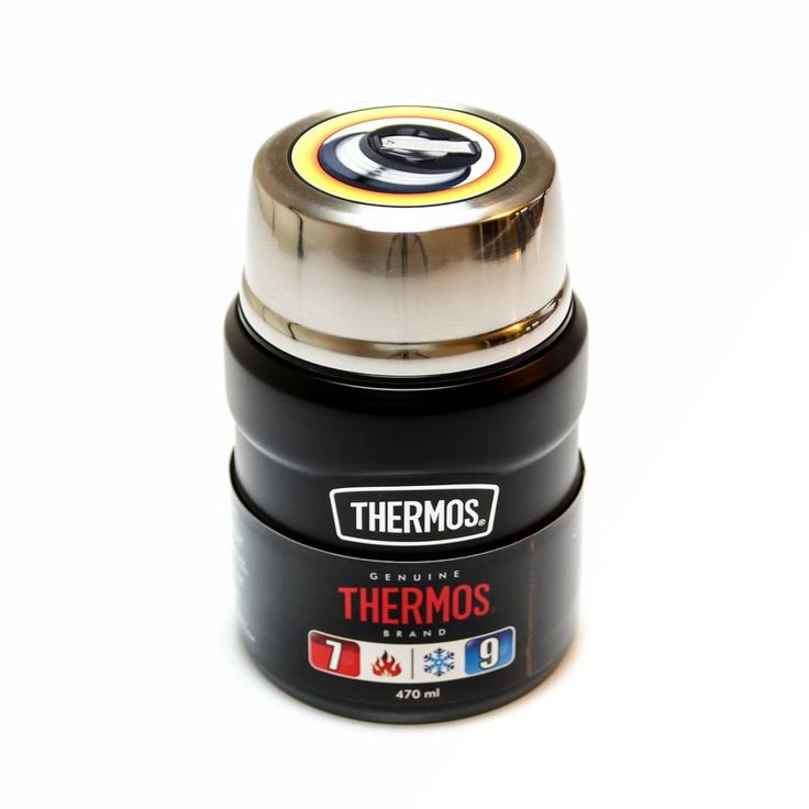 Thermos Warm Food Lunch Container Separator