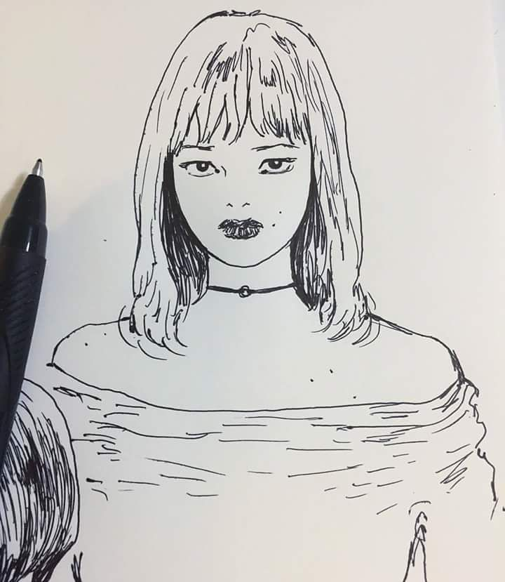 357 отметок «Нравится», 1 комментариев — Frederic Van Geeteruyen (@superani.insta) в Instagram: «Superani artist Ji Su @miss.jisu #kimjunggi #artist #illustrator #drawing #art #drawings #draw…»