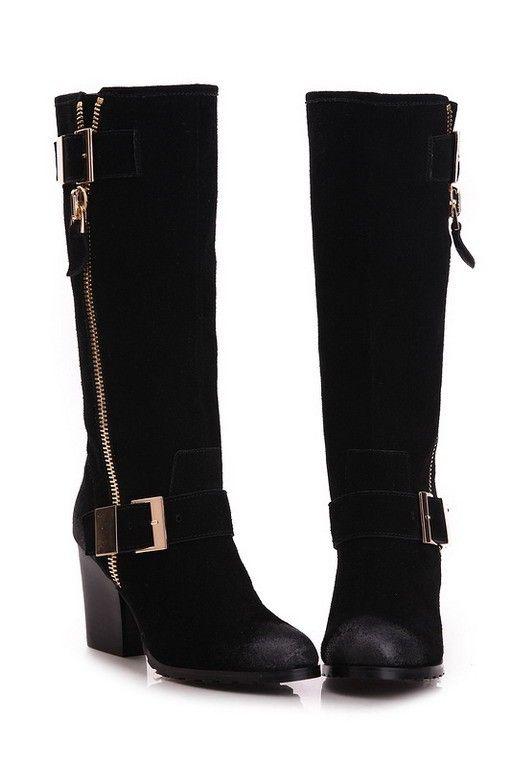 Hey Dude Vigo Boots (Women's) - Black hearty High-end