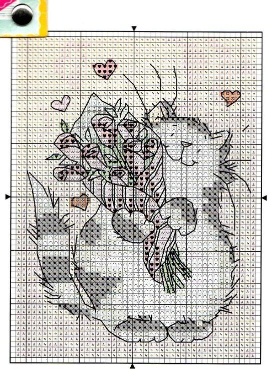 Gallery.ru / Фото #53 - Cross Stitch Crazy 167 сентябрь 2012 + приложение Summer fun - tymannost