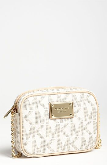 MICHAEL Michael Kors 'Small' Crossbody Bag available at #Nordstrom $128.00! wow!