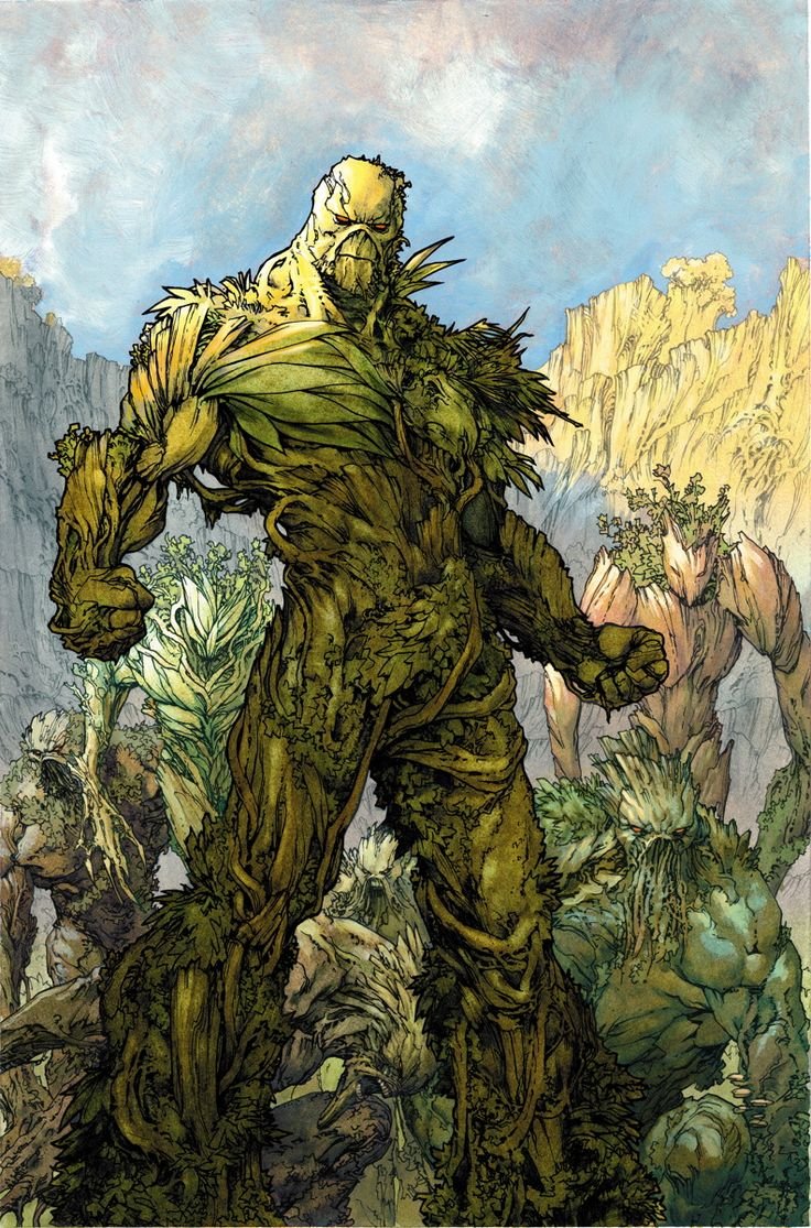SWAMP THING #25 Written by CHARLES SOULE Art and cover by JESUS SAIZ On sale…