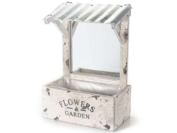 Idee specchi elegante specchio vanit bianco diy bagno - Specchiere bagno economiche ...