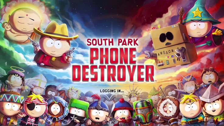South Park: Phone Destroyer - Real Time Strategy PVP || No Commentary