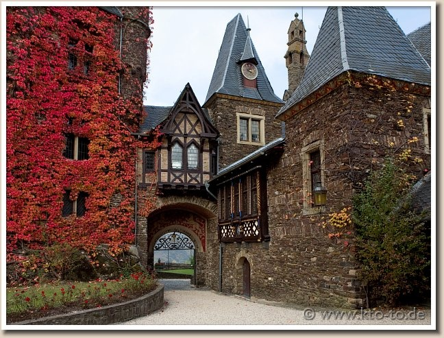 1000 images about places i want to see on pinterest - Cochem alemania ...